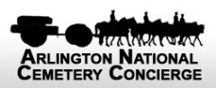 Arlington National Cemetery Concierge